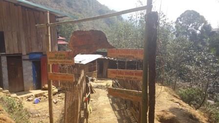 Ma A Nu, un empresario ejemplar de la etnia Mong en Sa Pa - ảnh 1