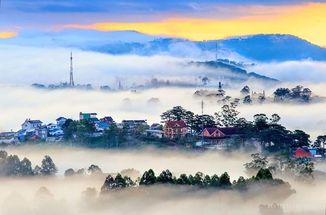 Đà Lạt, uno de los nueve destinos favoritos para descubrir en Asia  - ảnh 8