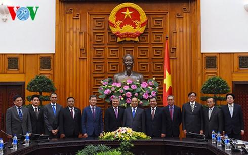 Comprometido Vietnam en colaborar con los otros países de ASEAN en temas estratégicos - ảnh 1