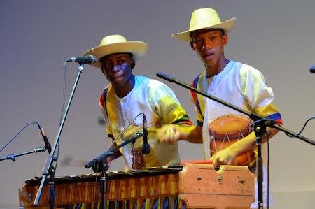 Música tradicional de Pacífico del Sur fascina al público vietnamita - ảnh 3