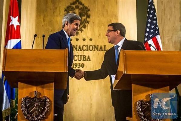 Estados Unidos y Cuba celebrarán tercera reunión de la Comisión Bilateral en La Habana - ảnh 1