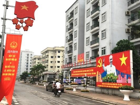 Listo Vietnam para las próximas elecciones  - ảnh 2