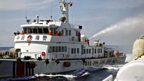 Pentágono publica informe sobre actividades militares de China en 2015 - ảnh 1