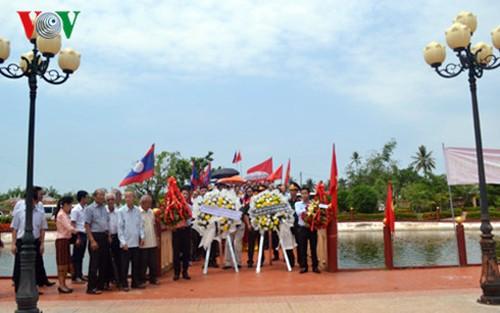 Comunidad vietnamita en Reino Unido conmemora natalicio del presidente Ho Chi Minh - ảnh 1