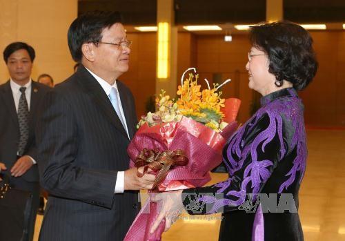 Vietnam y Laos se esfuerzan para fortalecer la cooperación multisectorial - ảnh 1