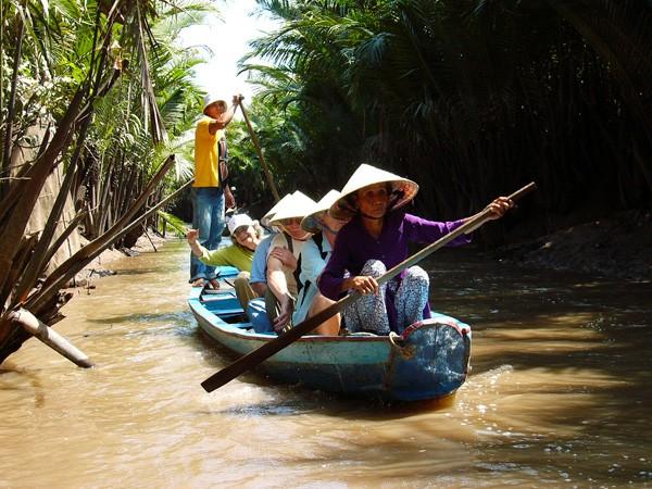 Ciudad de Can Tho promueve modelo de turismo ecológico - ảnh 1