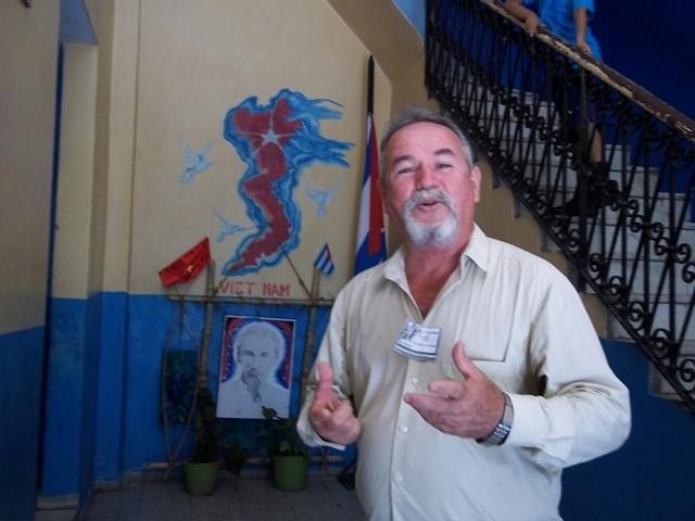 Ratifican niños cubanos su admiración por Martí, Ho Chi Minh y Vietnam - ảnh 3