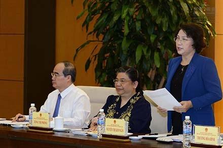 Preparativos electorales en Vietnam cumplen con su procedimiento y normas jurídicas - ảnh 1