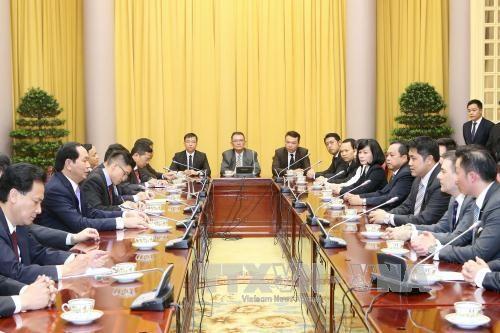 Vietnam desea captar a más inversores extranjeros - ảnh 1