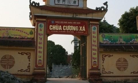 La milenaria pagoda en Hai Duong - ảnh 1