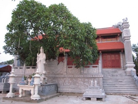 La milenaria pagoda en Hai Duong - ảnh 2