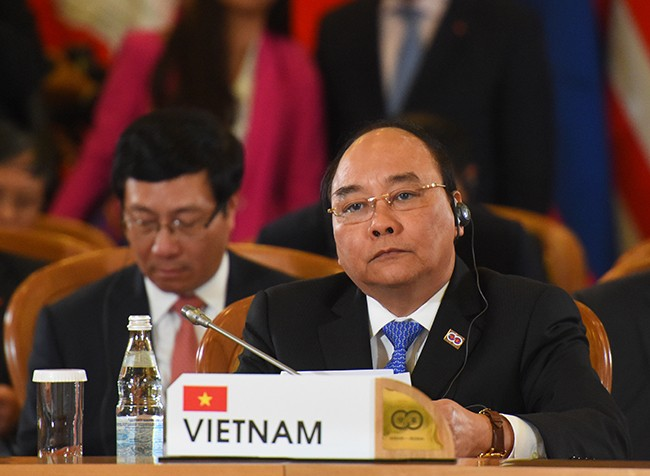 Vietnam concede gran importancia a la asociación estrategica integral con Rusia  - ảnh 1