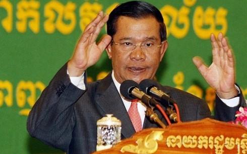 Camboya logra evitar el germen de revoluciones de colores - ảnh 1