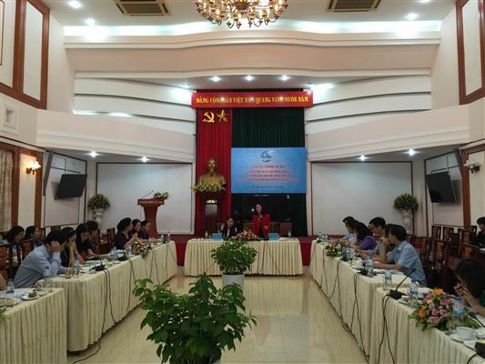 Piden una actuación más activa de la Cruz Roja de Vietnam por el bienestar del pueblo - ảnh 1