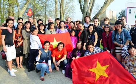 Abordan situación de las labores relativas a los vietnamitas en ultramar  - ảnh 1