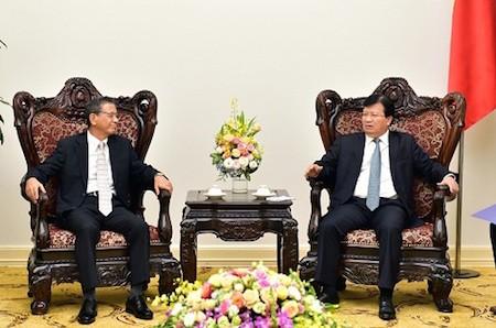 Vietnam por afianzar relaciones estratégicas con Japón - ảnh 1