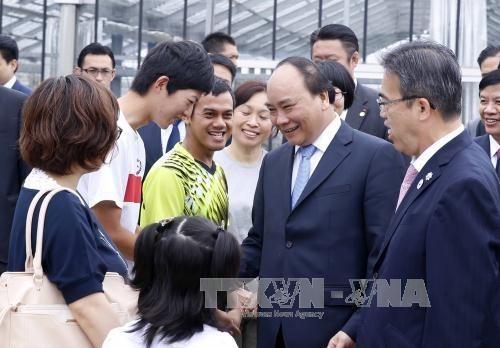 Vietnam crea mejores condiciones para captar más inversión japonesa - ảnh 1