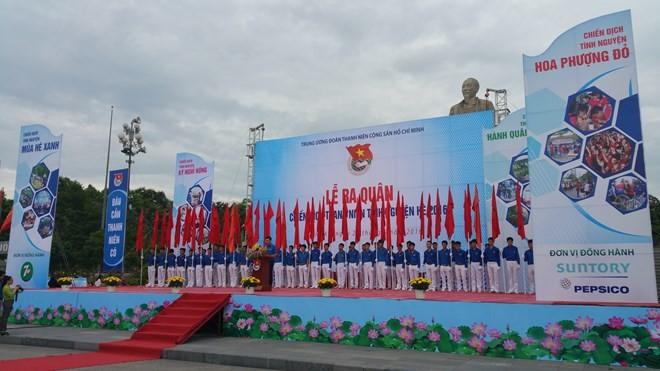 Promueve Vietnam Campaña de Jóvenes Voluntarios del verano de 2016  - ảnh 1