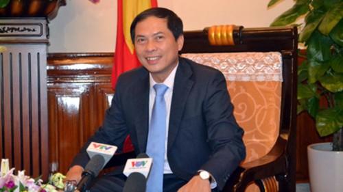 La visita del primer ministro a Japón concluye con éxito, informa vicecanciller de Vietnam - ảnh 1