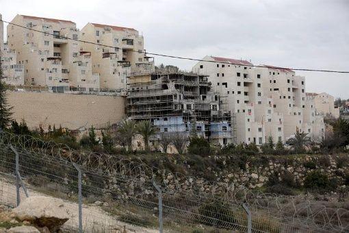 Colonos y Ejército israelíes se enfrentan en Amona, Cisjordania - ảnh 1