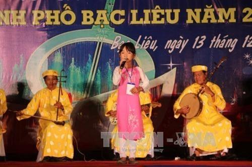 Inauguran Festival de Don Ca Tai Tu en Long An - ảnh 1