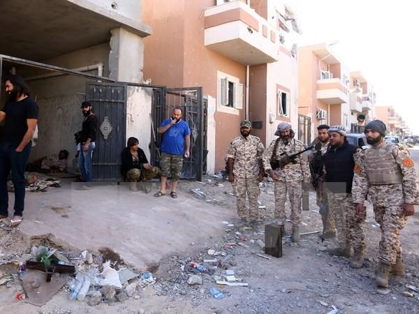 Conversaciones de paz de Libia logran una