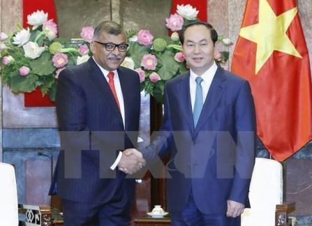 Vietnam y Singapur robustecen cooperación en sector jurídico - ảnh 1