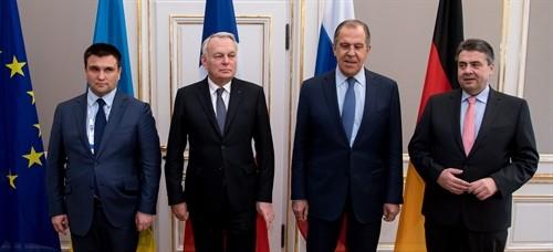 Rusia anuncia alto el fuego en Ucrania - ảnh 1