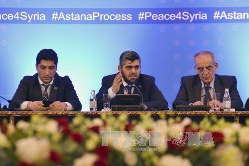 Conversaciones de paz sobre Siria en Ginebra se centrarán en la transición política  - ảnh 1