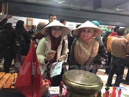 Vietnam participa en festival cultural en Egipto  - ảnh 1