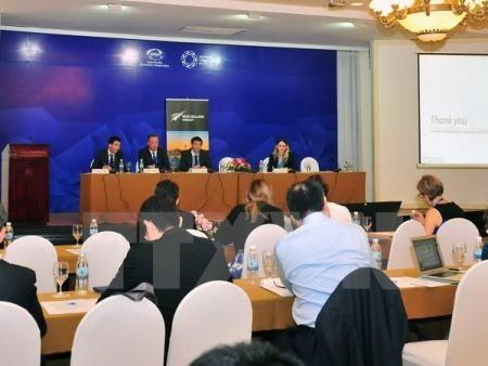Primera Reunión de Altos Funcionarios de APEC continúa sus actividades  - ảnh 1