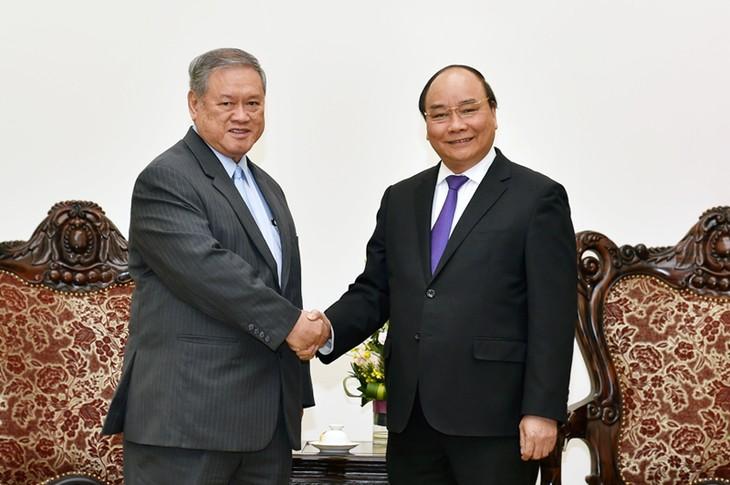 Promueven cooperación comercial entre Vietnam y Brunéi - ảnh 1