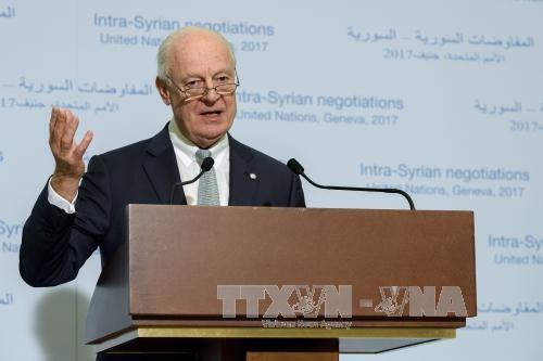 ONU llama a facciones opositoras de Siria a negociar con el Gobierno  - ảnh 1