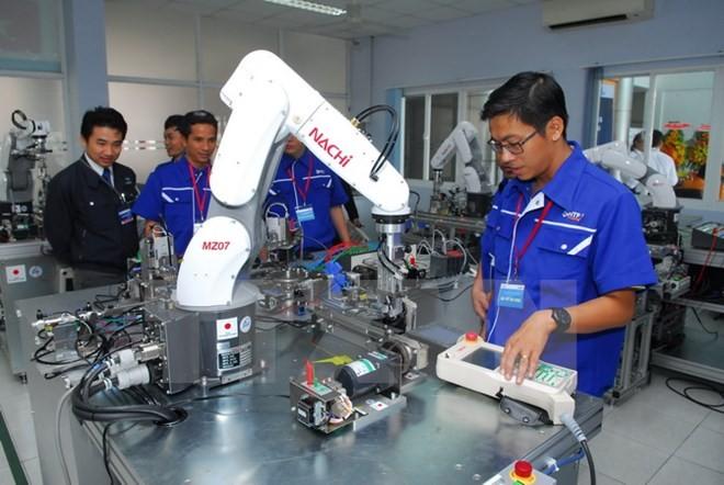 Vietnam preparado para la cuarta revolución industrial