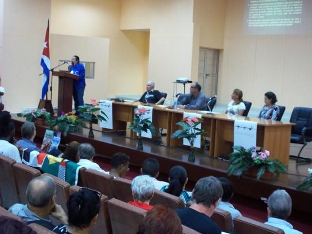 En Guantánamo, Cuba, pacifistas del mundo refuerzan coalición por la paz - ảnh 1