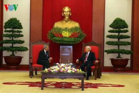 Vietnam y Cuba afianzan relaciones entre sus organizaciones políticas - ảnh 1