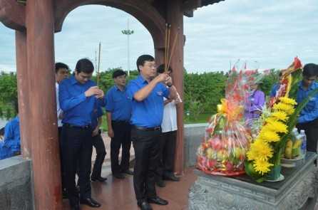 Conmemoran en Vietnam el 70 aniversario del Día de los Inválidos de Guerra y Mártires - ảnh 1