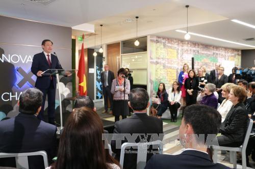 Australia afirma priorizar la promoción de nexos con Vietnam  - ảnh 1