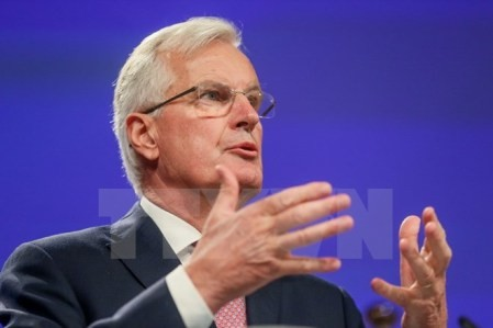 Unión Europea advierte de posibles retrasos en las conversaciones de Brexit - ảnh 1