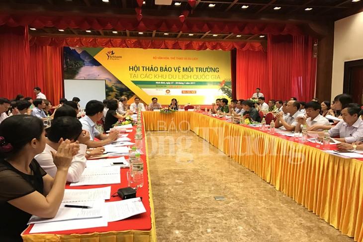 Vietnam impulsa la protección ambiental en las zonas turísticas nacionales - ảnh 1