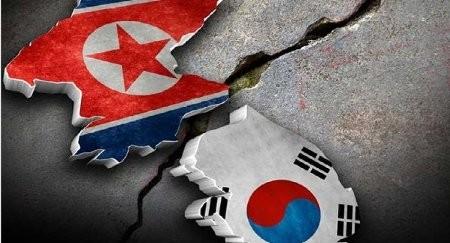 Merkel dice que hace todo lo posible para conseguir una solución pacífica al tema de Corea del Norte - ảnh 1