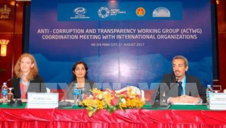 APEC aumenta cooperación anti-corupcción - ảnh 1