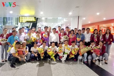 Vietnam consolida su segunda posición en los SEA Games 29  - ảnh 1