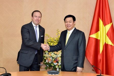 Vietnam y EuroCham fortalecen la cooperación - ảnh 1