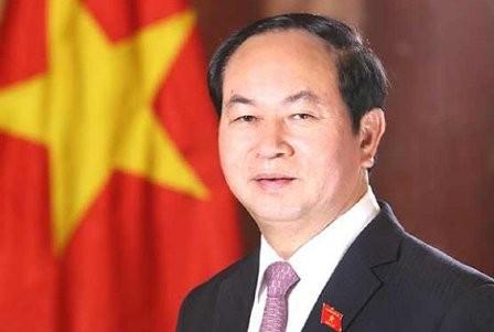 El presidente vietnamita felicita a los estudiantes por el nuevo año escolar - ảnh 1