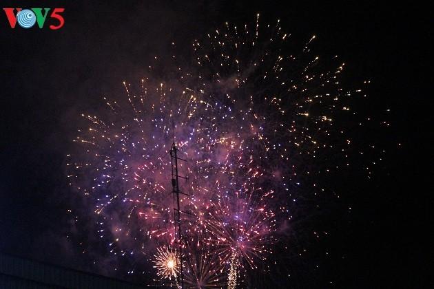Vietnamitas en el país y el exterior celebran el Día de la Independencia Nacional - ảnh 1
