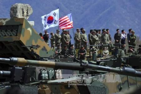 Corea del Norte advierte de que vigilará todos los movimientos de Estados Unidos - ảnh 1