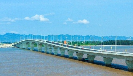 Proyecto Tan Vu-Lach Huyen, factor clave para el desarrollo económico en la zona norteña de Viet Nam - ảnh 1