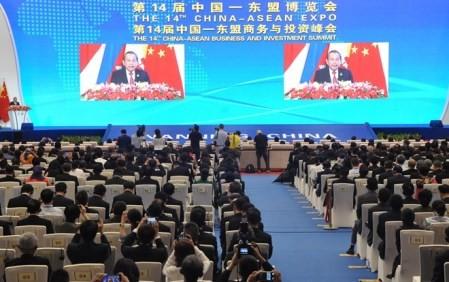 Vietnam apoya incesantemente la cooperación entre Asean y China  - ảnh 1