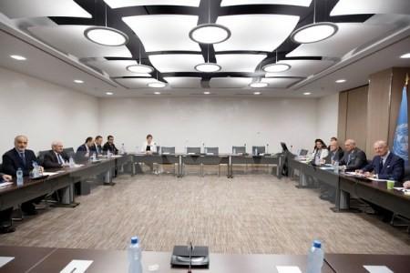 Arranca sexta ronda de diálogos de paz sobre Siria en Astaná  - ảnh 1